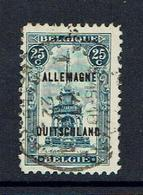 BELGIUM...EARLY GERMAN OCCUPATION....Allemagne Deutchland...1921 - WW I