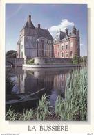45 La Bussière Le Château Des Pêcheurs (2 Scans) - Altri Comuni
