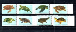 SURINAME, 1982,  TURTLE, 8v. MNH** - Turtles