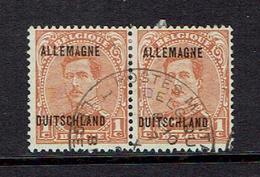 BELGIUM...EARLY GERMAN OCCUPATION..Allemagne Deutchland - [OC55/105] Eupen/Malmedy