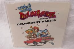 """CD """"Delinquent Habits"""" Tres Delinquentes & Remixes - Rock"""