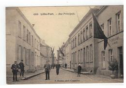 4508 Lillo-Fort - Rue Principale F.Hoelen,phot. Cappellen - Antwerpen