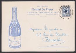 Gustaaf DE PRETER / Huis Cardinal - Berlaar(bij Lier) - Vins & Alcools