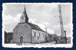 Martué Sur Semois (Florenville). La Vieille église ( 1726). Chapelle Saint-Roch. - Florenville