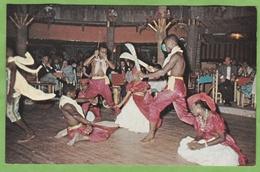 Belle CPSM HAITI Petro Dance West Indies Animé Format CPA - Haiti