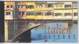 = Carnet Italie Patrimoine Mondial Amalfi Rome Florence Pise Pompéi Îles Eoliennes C386 état Neuf Nations Unies Vienne - Carnets