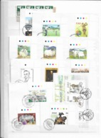 Ireland USED Collection On Paper - Timbres