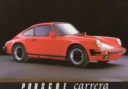 Porsche Carrera   By Zumbrunn    -  CPM - Turismo