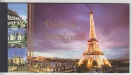 = Carnet France Patrimoine Mondial Notre Dame De Paris Tour Eiffel Mont St. Michel C480 état Neuf Nations Unies Vienne - Carnets