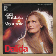 """7"""" Single, Dalida, Spiel Balalaika / Mon Cherie - Vinyl-Schallplatten"""