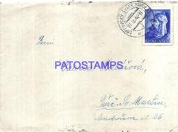 115309 SLOVENIA COVER YEAR 1944 NO POSTAL POSTCARD - Slovenia