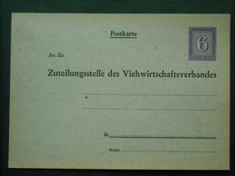 DR Privatganzsache PP 158 B7-01 Ungebraucht -- Netto Frech = 70,-€ (372) - Postwaardestukken