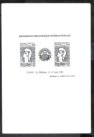 3338  France - Proof 1982 - 4,85  Sb - Epreuves De Luxe