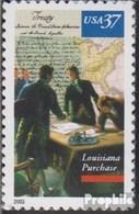 Etats-Unis 3742 (complète.Edition.) Neuf Avec Gomme Originale 2003 Louisiane - Etats-Unis