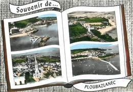 """/ CPSM FRANCE 22 """"Souvenir De Ploubazlanec"""" - Ploubazlanec"""
