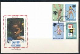 Bahamas 1979 IYC International Year Of The Child FDC - Bahamas (1973-...)
