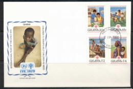 Ghana 1979 IYC International Year Of The Child FDC - Ghana (1957-...)