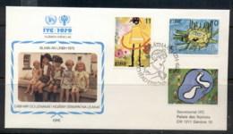 Ireland 1979 IYC International Year Of The Child FDC - 1949-... Republic Of Ireland