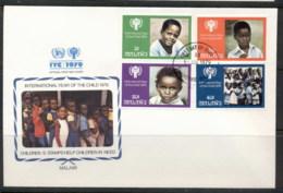 Malawi 1979 IYC International Year Of The Child FDC - Malawi (1964-...)