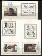 Penrhyn Is 1979 IYC International Year Of The Child 3xMS FDC - Penrhyn