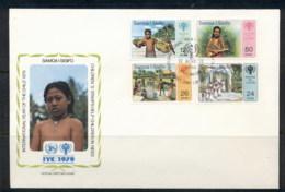 Samoa 1979 IYC International Year Of The Child FDC - Samoa