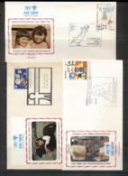Uruguay 1979 IYC International Year Of The Child 3x FDC - Uruguay