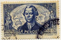 France Poste Obl Yv: 541 Mi  550 Yv:1,85 Euro Jean-Francois De Galaup Comte De La Pérouse (Beau Cachet Rond) - Oblitérés