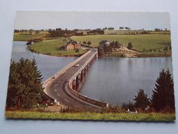 ROBERTVILLE Het Meer En De Waterloobrug ( Lander ) Anno 19?? ( Detail Zie / Voir Photo ) ! - Weismes