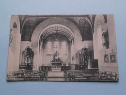 COUR-Sur-HEURE Intérieur De L'Eglise ( Nels ) Anno 19?? ( Detail Zie / Voir Photo ) ! - Ham-sur-Heure-Nalinnes