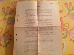 Droit De Timbre 1958 - Non Classés