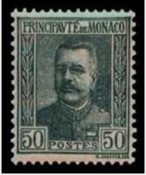 TIMBRE - MONACO - 1924 - NR 86 - Neuf - Monaco