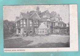 Small Old Postcard Of Granville House,Eastbourne,Sussex,V105. - Eastbourne