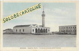 Libia Cirenaica Colonia Italiana Colonie Italiane Bengasi Caserma Berka (formato Piccolo) - Libia