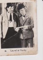 PHOTO . LAUREL ET HARDY - Artistes