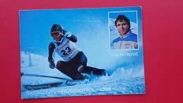 Alpina-Tovarna Obutve Ziri(Žiri).Skiing.ROSSIGNOL-ROK PETROVIC - Winter Sports