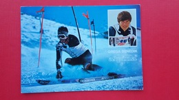 Alpina-Tovarna Obutve Ziri(Žiri).Skiing.ROSSIGNOL-GREGA BENEDIK - Winter Sports