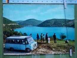 KOV 28-4 - BATLAVSKO JEZERO, BATLAV, KOSOVO, BUS, AUTO, AUTOBUS, MINI BUS, LAKE, LAC - Yougoslavie