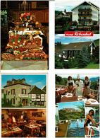 HÔTELS - RESTAURANTS /  Lot De 90 Cartes Postales Modernes Neuves - Postkaarten