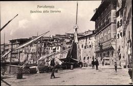 Cp Portoferraio Insel Elba Toskana, Banchina Della Varsena - Italia