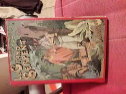Reliure Leturque Le Grand Serpent  Illustre De 40 Gravures Dont 18 Hors Texte  Dessins D'apres Damblanc - Books, Magazines, Comics