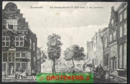 DORDRECHT De Aardappelmarkt Ca 1814 Naar J. Van Lexmond Ca 1910 - Dordrecht