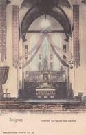619 Soignies Interieur De L Eglise Des Carmes - Soignies