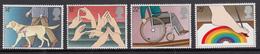 Great Britain MNH Michel Nr 871/74 From 1981 / Catw 3.00 EUR - Ongebruikt