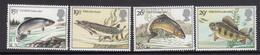 Great Britain MNH Michel Nr 938/41 From 1983 / Catw 3.50 EUR - Ongebruikt
