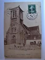 FRANCE - ILLE ET VILAINE - SERVON - L'Eglise - 1905 - Autres Communes