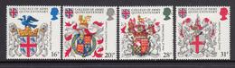 Great Britain MNH Michel Nr 975/78 From 1984 / Catw 4.00 EUR - Ongebruikt