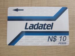 Ladatel GPT Phonecard,19MEXA ,N$10Pesos,used - Mexico
