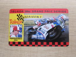 Telkor Trail Magnetic Phonecard,Motorcycle Grand Prix,mint - South Africa