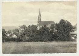 AK  Bous Saar Katholische Kirche - Kreis Saarlouis