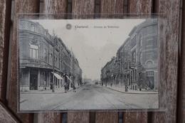 CPA - Charleroi - Avenue De Waterloo - Charleroi